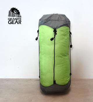 """【GRANITE GEAR】グラナイトギア Event Sil Compression Drysack S(13L) """"Green"""""""