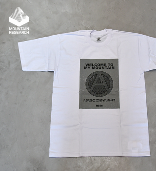 【Mountain Research】マウンテンリサーチ Title Tee