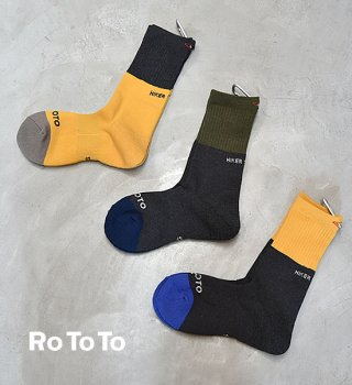 【RoToTo】ロトト Zero Day-Hiker Trash-