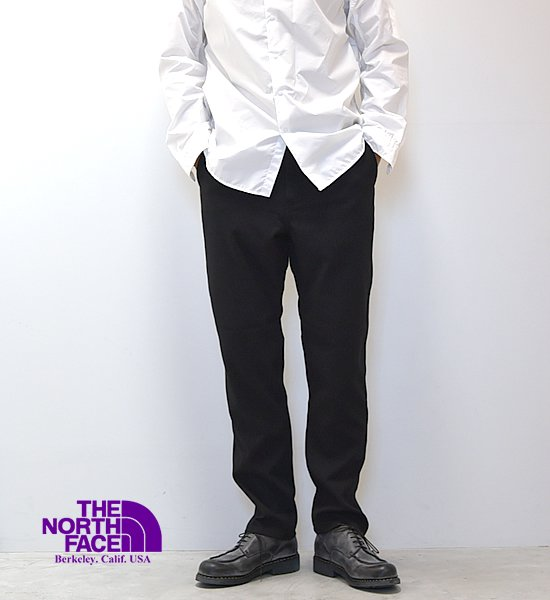 【THE NORTH FACE PURPLE LABEL】ノースフェイスパープルレーベル men's Polyester Serge Field Pants
