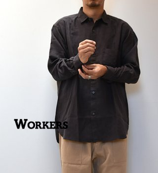 【WORKERS】ワーカーズ Linen Shirt