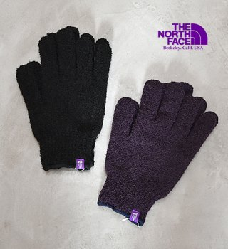 <img class='new_mark_img1' src='https://img.shop-pro.jp/img/new/icons13.gif' style='border:none;display:inline;margin:0px;padding:0px;width:auto;' />【THE NORTH FACE PURPLE LABEL】ノースフェイスパープルレーベル Field Knit Glove