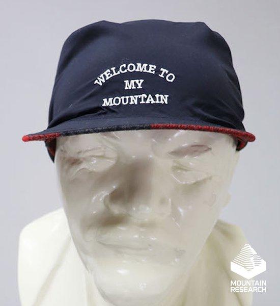 "【Mountain Research】マウンテンリサーチ Bandanna Cap ""Check"""
