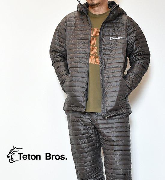 【Teton Bros】ティートンブロス Hybrid Inner Down Hoody