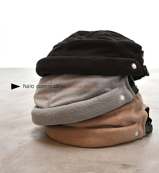 【halo commodity】ハロコモディティ Egg Cap