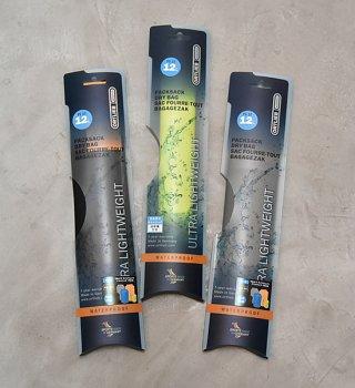 【ORTLIEB】オルトリーブ Ultra Lightweight Dry Bag PS10 12L