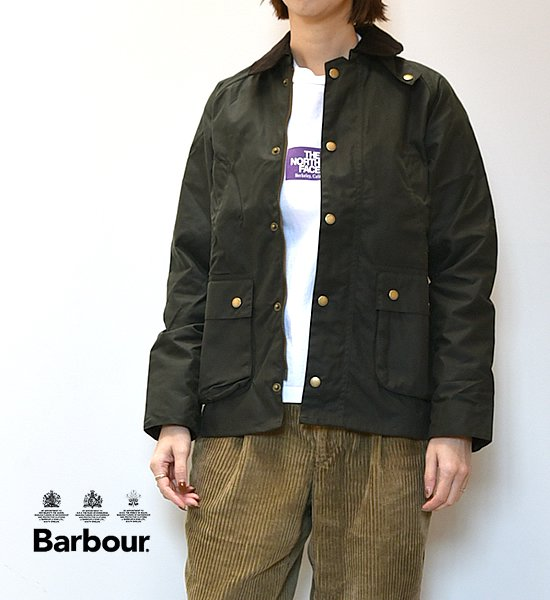 【Barbour】バブアー women's Bedale