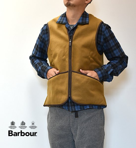 【Barbour】バブアー Pile Liner