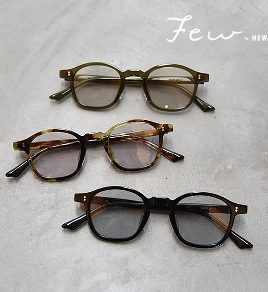 """【Few by NEW.】ヒューバイニュー F1 """"3Color"""""""
