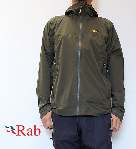 【Rab】ラブ Kinetic Plus Jacket