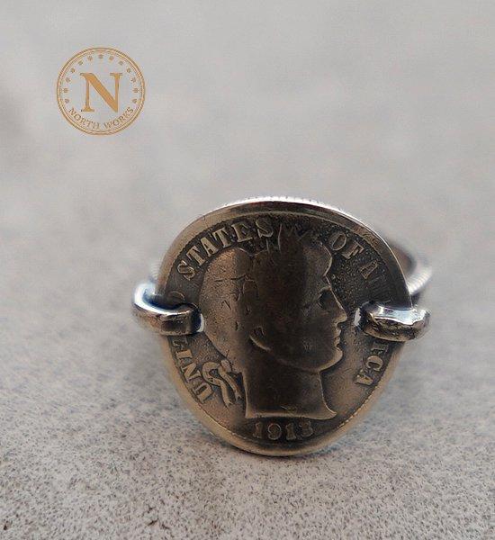 【North Works】ノースワークス women's Ring H-004 ※ネコポス可
