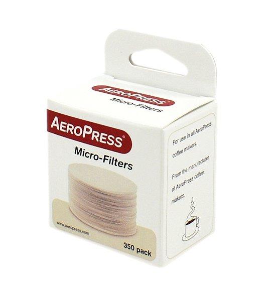 【AEROPRESS】エアロプレス Micro Filters(350枚)