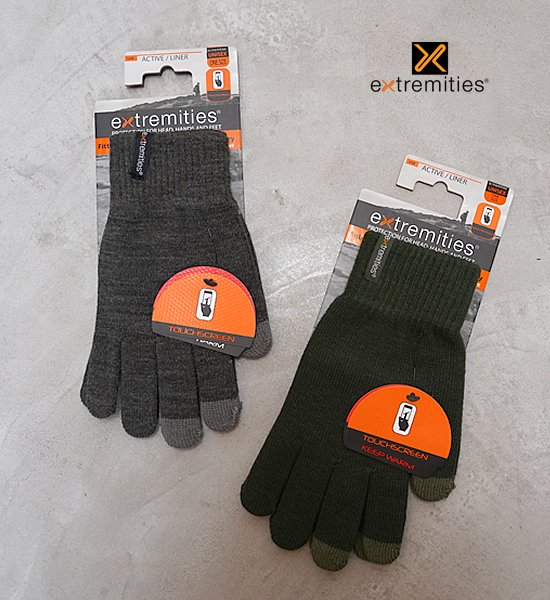 【extremities】エクストリミティーズ Thinny Touch Glove