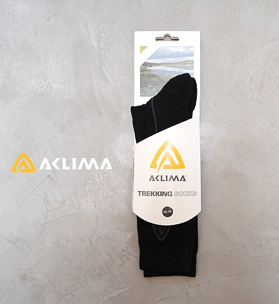 【ACLIMA】アクリマ Warmwool Trekking Socks