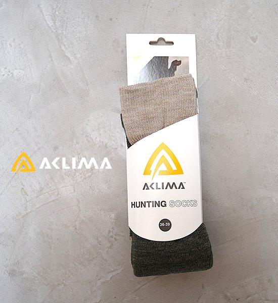 【ACLIMA】アクリマ Warmwool Hunting Socks