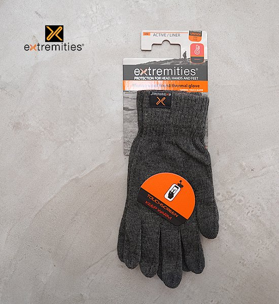 【extremities】エクストリミティーズ Thernic Touch Glove