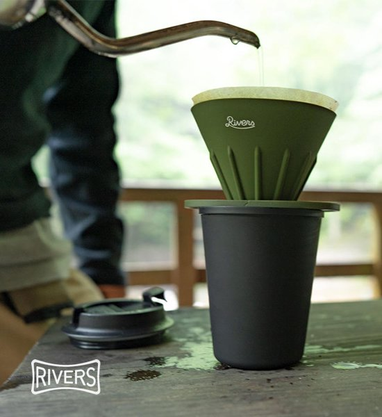 【RIVERS】リバーズ Coffee Pour Over Set