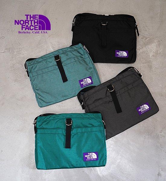 "【THE NORTH FACE PURPLE LABEL】ノースフェイスパープルレーベル Small Shoulder Bag ""4Color"""