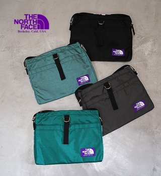 "<img class='new_mark_img1' src='https://img.shop-pro.jp/img/new/icons13.gif' style='border:none;display:inline;margin:0px;padding:0px;width:auto;' />【THE NORTH FACE PURPLE LABEL】ノースフェイスパープルレーベル Small Shoulder Bag ""4Color"""