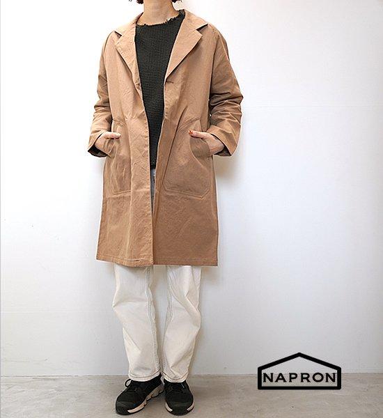 """【NAPRON】ナプロン Unisex Atelier Work Coat """"3Color"""