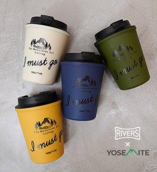 【RIVERS×Yosemite】リバーズ×ヨセミテ Wallmug Sleek -Yosemite Limited-