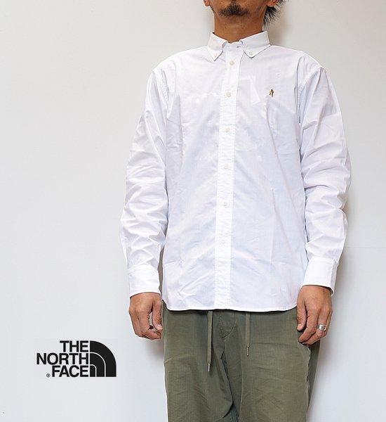 【THE NORTH FACE】ザノースフェイス men's L/S Him Ridge Shirt