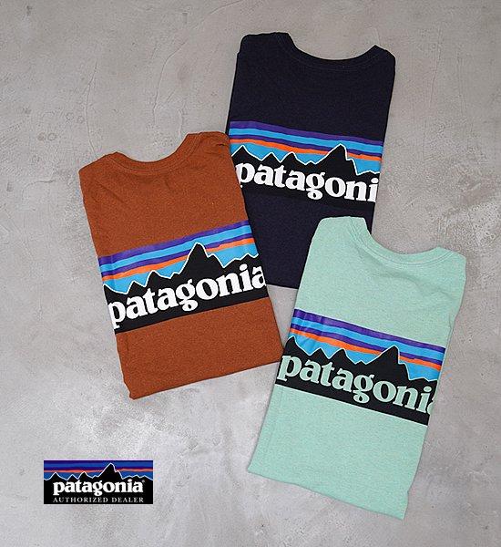 【patagonia】パタゴニア men's P-6 Logo Responsibility