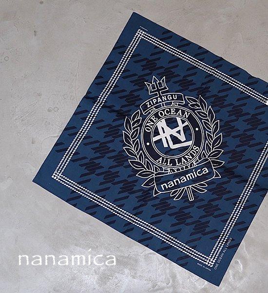 【nanamica】ナナミカ  Bandana