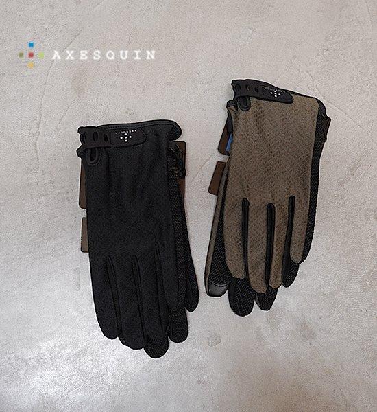 【AXESQUIN】アクシーズクイン UV Mesh Glove