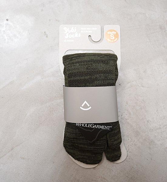 【STRIDE LAB】ストライドラボ Stride Yubi Socks Fluffy