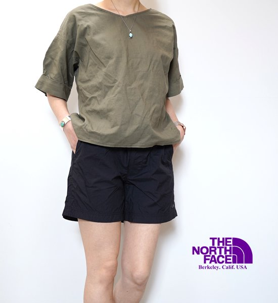 【THE NORTH FACE PURPLE LABEL】ノースフェイスパープルレーベル women's Mountain Field Shorts