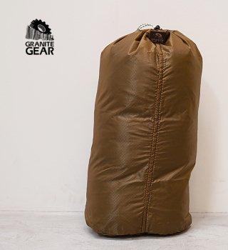 """【GRANITE GEAR】グラナイトギア Tactical Air Bag 7L """"Coyote""""  ※ネコポス可"""