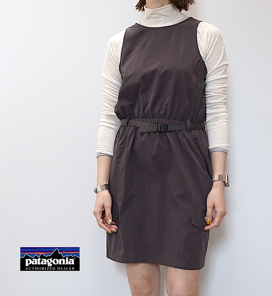 【patagonia】パタゴニア women's Fleetwith Belted Dress