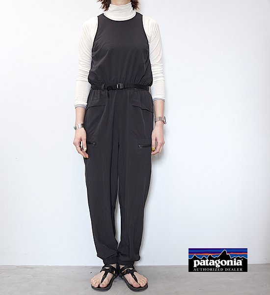 【patagonia】パタゴニア women's Fleetwith Belted Jumpsuit