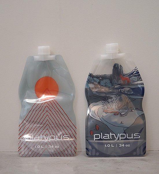 【platypus】プラティパス Soft Borttle 1.0L