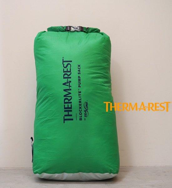 【THERMAREST】 サーマレスト Blockerlite Pump Sack