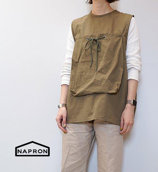"【NAPRON】ナプロン unisex Ammo Vest ""2Color"