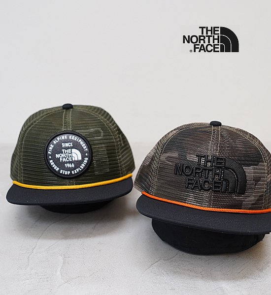 【THE NORTH FACE】ザノースフェイス Mountain All Mesh Cap