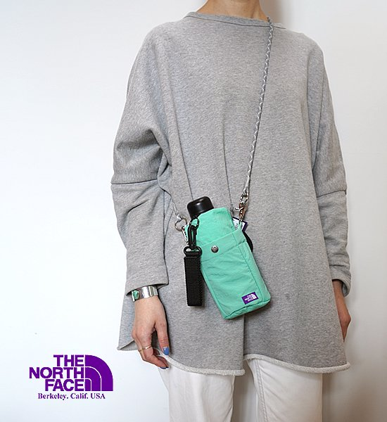 "【THE NORTH FACE PURPLE LABEL】ノースフェイスパープルレーベル Lounge Shoulder Pouch ""3Color"" ※ネコポス可"