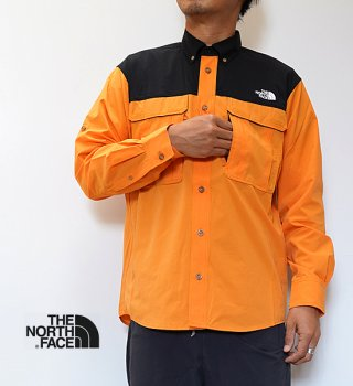 【THE NORTH FACE】ザノースフェイス men's Seekers' Shirt
