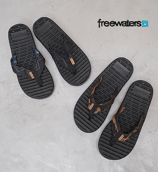 【freewaters】フリーウォータース men's Treeline