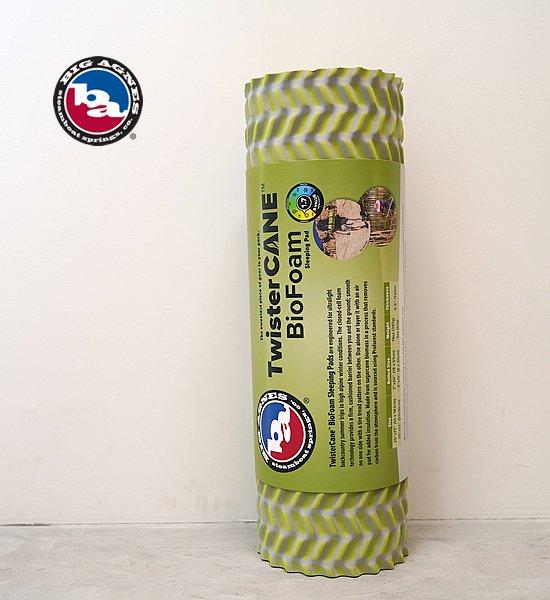 【Big Agnes】ビッグアグネス Twister Cane Bio Foam Regular