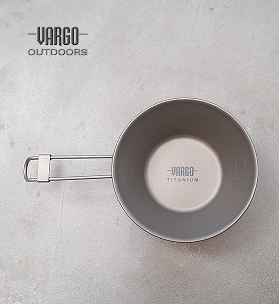 【VARGO】バーゴ Titanium Sierra Cup 300