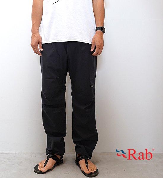 【Rab】ラブ Downpour Eco Pants