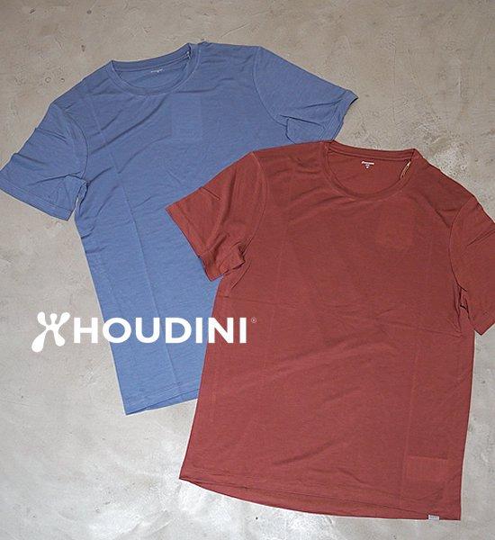【HOUDINI】フーディニ men's Tree Tee