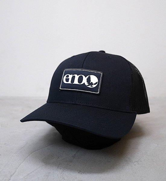 【ENO】イーノ ENO Logo Trucker Hat