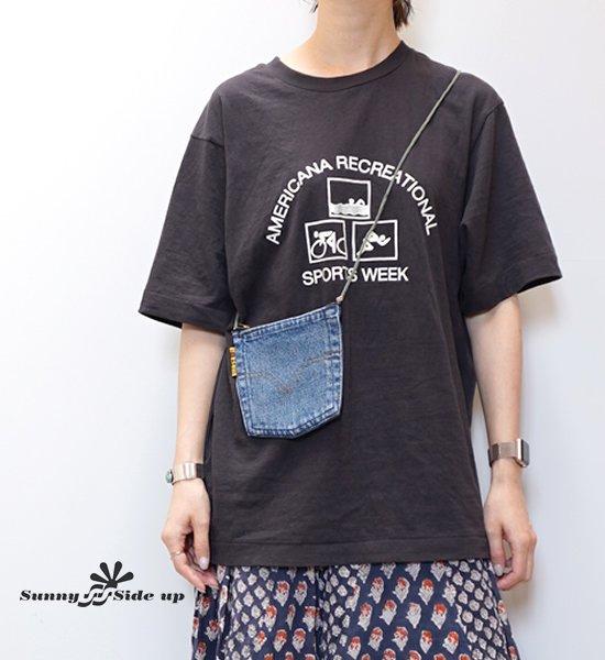 【Sunny side up】 サニーサイドアップ Back Pocket Sacoche