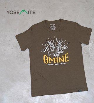 【Yosemite】unisex omine-T-Shirts