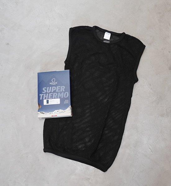 【BRYNJE】ブリンヤ unisex Super Thermo C-Shirts