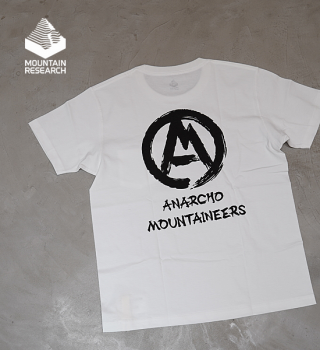 【Mountain Research】マウンテンリサーチ PKT. Tee